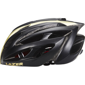 Lazer O2 Bike Helmet black/gold